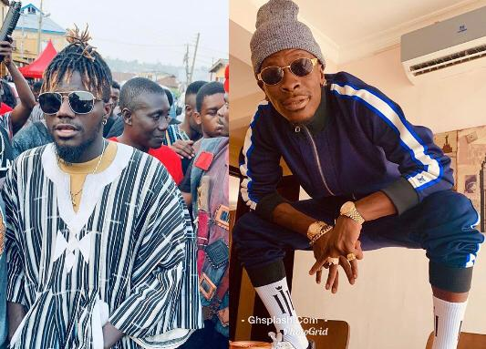 Men don't wash dirty clothes on social media - Pope Skinny jabs Wale