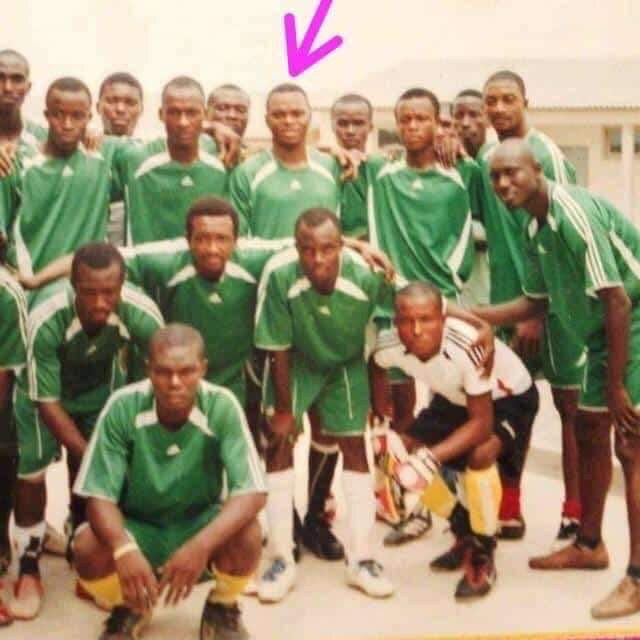 , Throwback Photos of When 'Super Striker' Bishop Obinim Used To Play Football Surfaces On The Net, GHSPLASH.COM