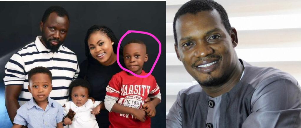 Dave Joy is not the father of Joyce Blessing's first son, DNA must be done - Lady reveals (Video)