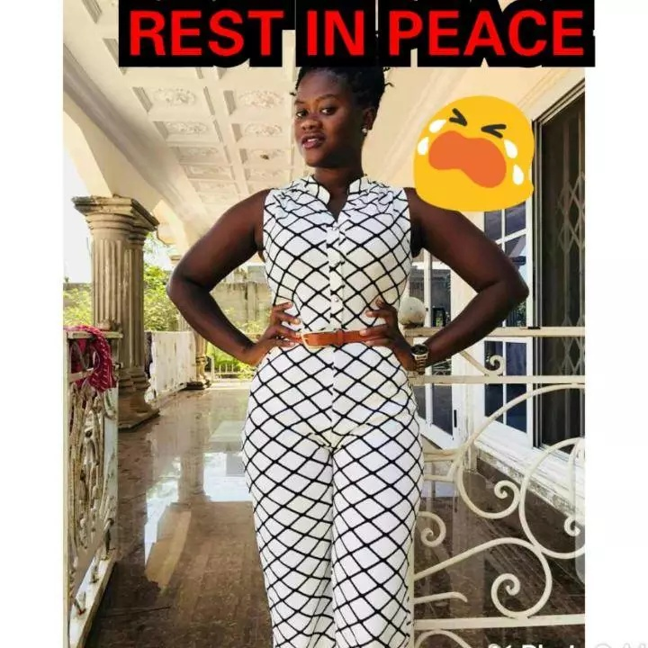 Maame Dokono's beautiful daughter reportedly dies few days after her graduation from college (photos) 2