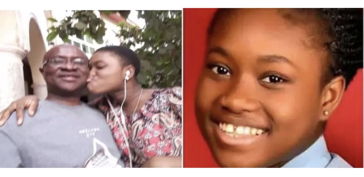 So Sad! Father of the girl who had 7As reveals how  she mysteriously died